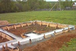Охрана земельных ресурсов при устройстве фундаментов