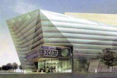 Завершается строительство телевизионного комплекса НТВ