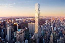 Завершено строительство самого высокого здания в Западном полушарии