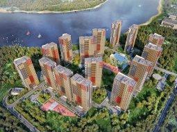 Компания Setl City построит жилой квартал комфорт класса