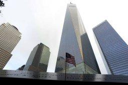 В Нью-Йорке открылся Всемирный торговый центр через тринадцать лет после ка ...