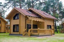 Что нужно знать о домах из дерева?