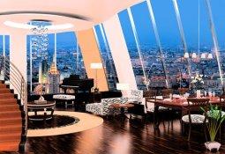 За сколько можно снять квартиру в Москве?