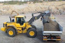 Песок и другие сыпучие строительные материалы