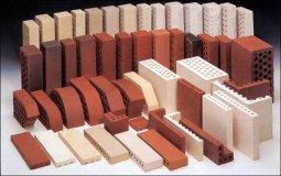 Виды кирпича, используемого в строительстве
