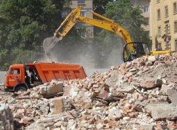 Вывоз строительного мусора: роскошь или необходимость?