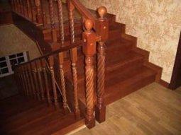 Отличительные особенности лестниц из бука
