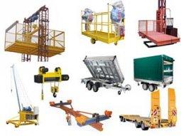 Виды строительного оборудования