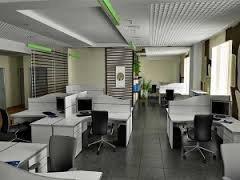 С чего начать ремонт в офисе?