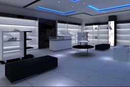 Основные этапы и особенности ремонта магазинов и торговых центров