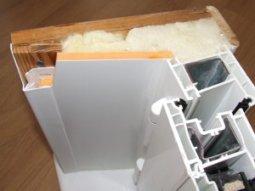 Откосы из сэндвич панелей
