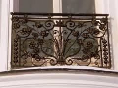 Роль кованых изделий в современном интерьере