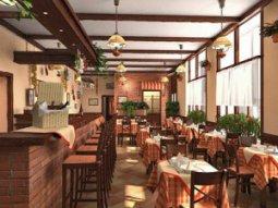 Особенности ремонта ресторана