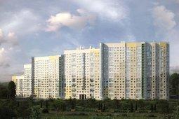 Цена квартир в мкр. Олимпийский в Мытищах составляет от 3,4 до 5,8 миллионо ...