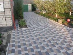 Выбор тротуарной плитки: полезные советы