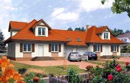 Преимущество строительства двухквартирных домов