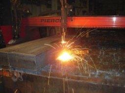 Использование плазменной резки в строительстве