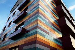 Лакокрасочное покрытие для алюминиевых композитных панелей