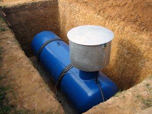 Особенности применения и монтажа газгольдера