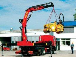 Применение кранов-манипуляторов в строительной сфере