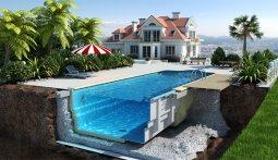 Строить ли бассейн в частной сауне?