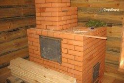 Особенности строительства дровяной печи для бани
