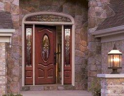 Стильная и надежная входная дверь для загородного дома: основные факторы, к ...
