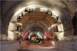 Как производится гидроизоляция современных тоннелей