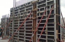 Опалубка стен: разновидности материала