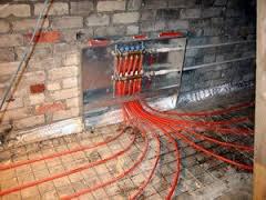 Правила монтажа системы водяного теплого пола