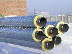 Применение ППУ труб при монтаже подземных тепловых сетей