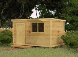 Какую бытовку можно установить на даче или на строительной площадке