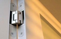 Какие навесы выбрать для межкомнатной двери?