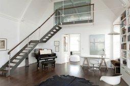 Какой должна быть лестница в доме?