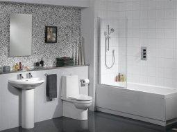 Правильный выбор аксессуаров для ванной комнаты и туалета