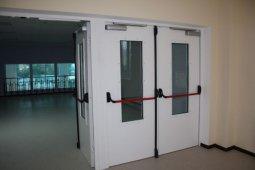 Какими должны быть технические двери?