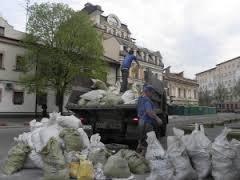 Как осуществляется вывоз строительного мусора