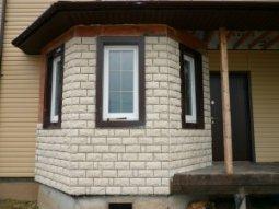 Особенности и варианты отделки каркасных домов