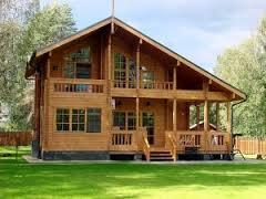 Какой выбрать брус для строительства дома?