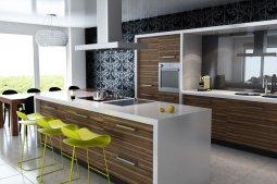 Дизайн проект квартир и кухонь