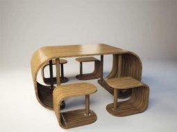 Использование необычной мебели в интерьере