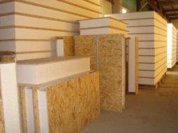 SIP-панели для возведения домов: что это за материал и его виды