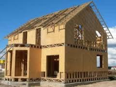 Достоинства и особенности строительства каркасных домов