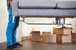 Перевозка стройматериалов или мебели транспортной компанией