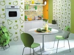 В чем преимущества моющихся обоев для кухни?