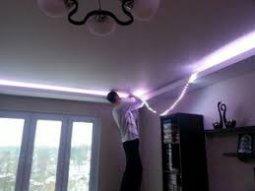 Стоит ли приобретать люстру светодиодного типа?
