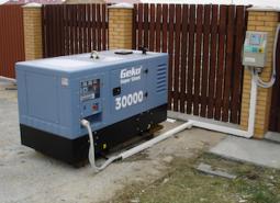Из чего состоит дизельный генератор