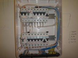 Выполнение работ с электрикой в квартирах